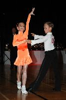 Dmitriy Pleshkov & Anastasia Kulbeda at The International Championships