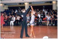 Peter Stokkebroe & Kristina Stokkebroe at Blackpool Dance Festival 2003