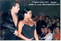 Photo of Paul Killick & Hanna Karttunen